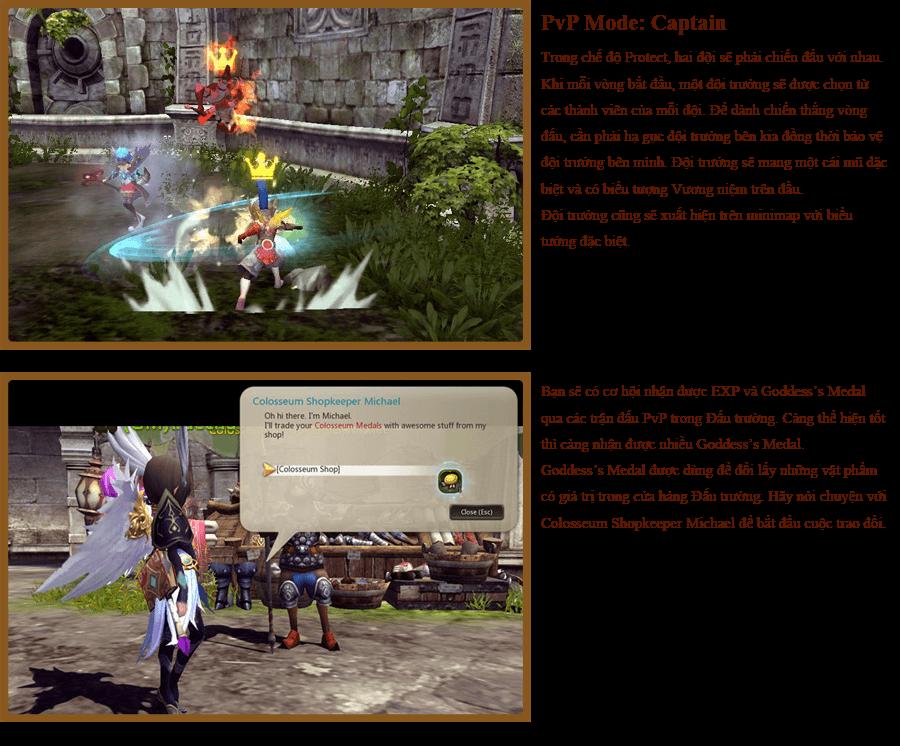 Các hoạt động PvP trong Dragon Nest 7
