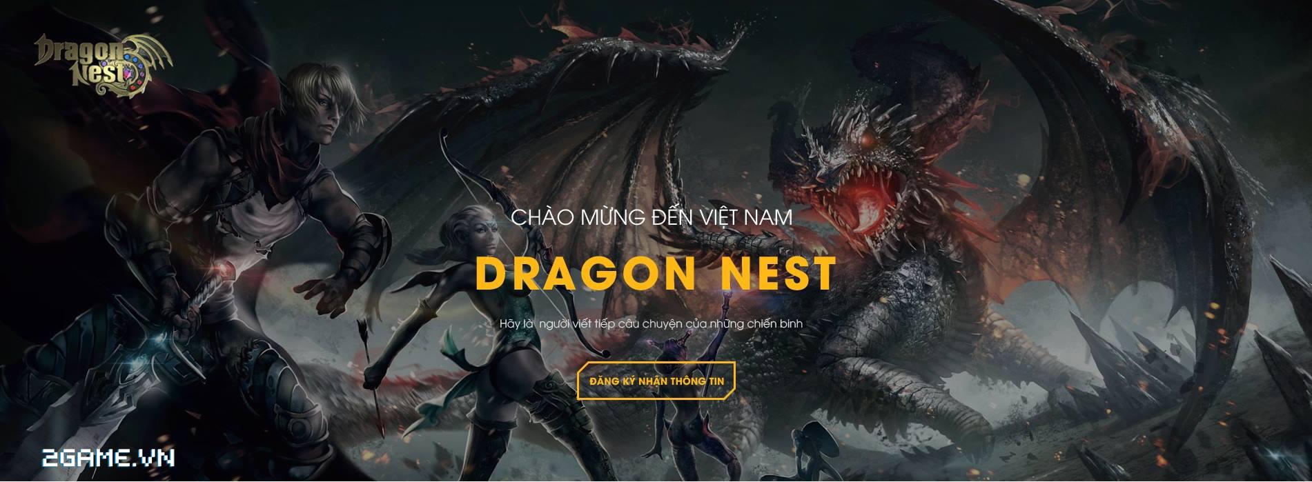 VGG xác nhận với 2Game chuyện Dragon Nest về Việt Nam là có thật 0