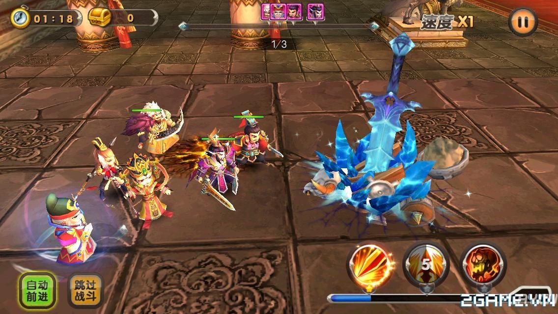 Game Loạn Tướng đã được VTC Online mua về Việt Nam thành công 9