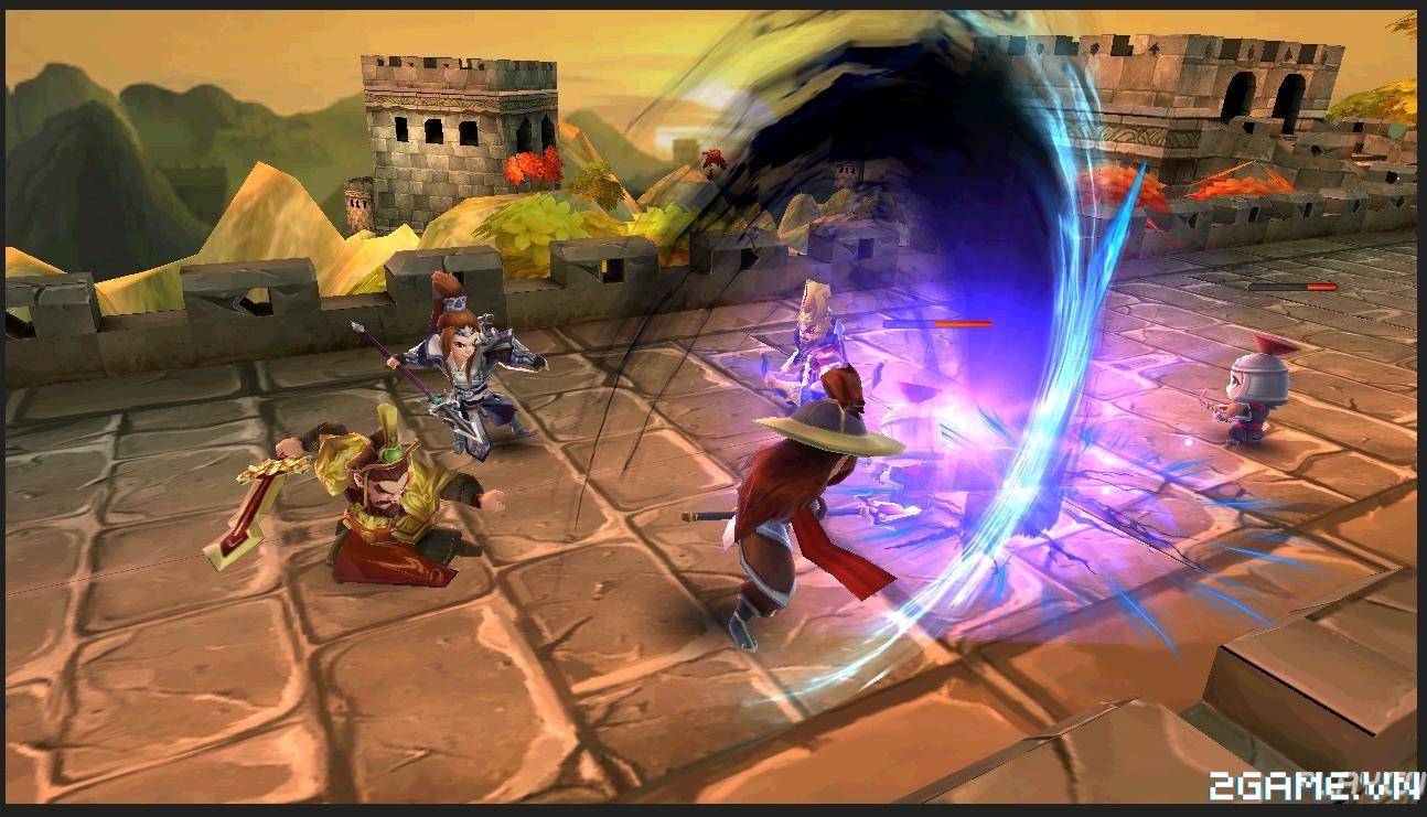 Game Loạn Tướng đã được VTC Online mua về Việt Nam thành công 3