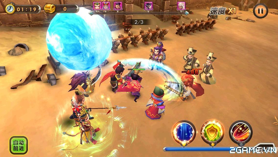 Game Loạn Tướng đã được VTC Online mua về Việt Nam thành công 1