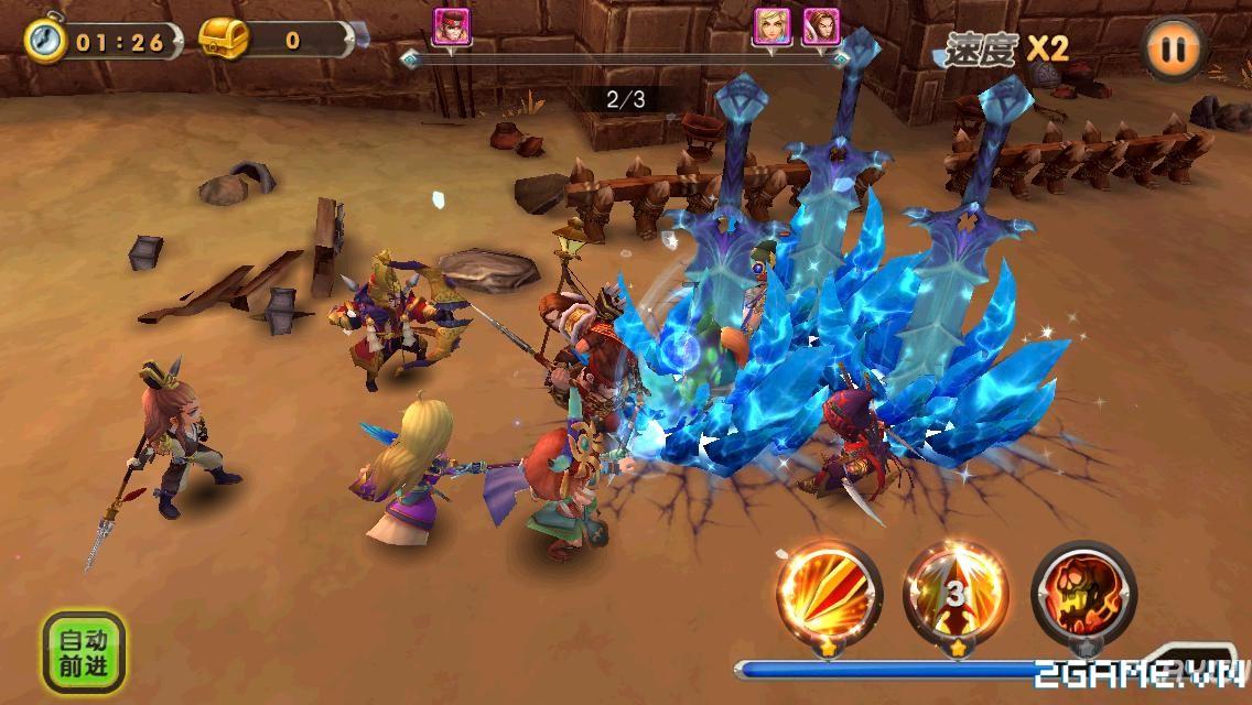 Game Loạn Tướng đã được VTC Online mua về Việt Nam thành công 2