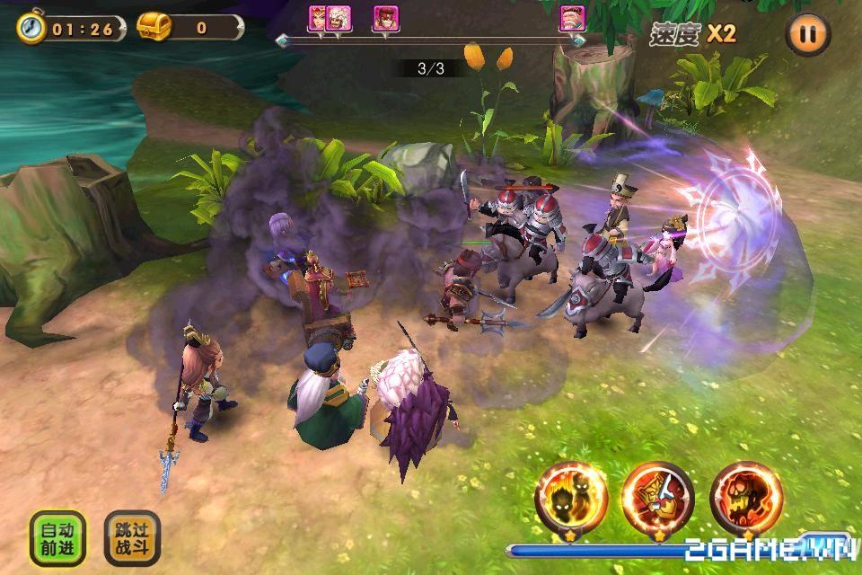 Game Loạn Tướng đã được VTC Online mua về Việt Nam thành công 5