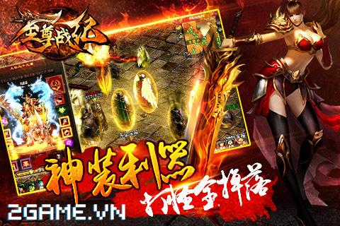 Khám phá game Chí Tôn Võ Lâm trước khi ra mắt tại Việt Nam 4