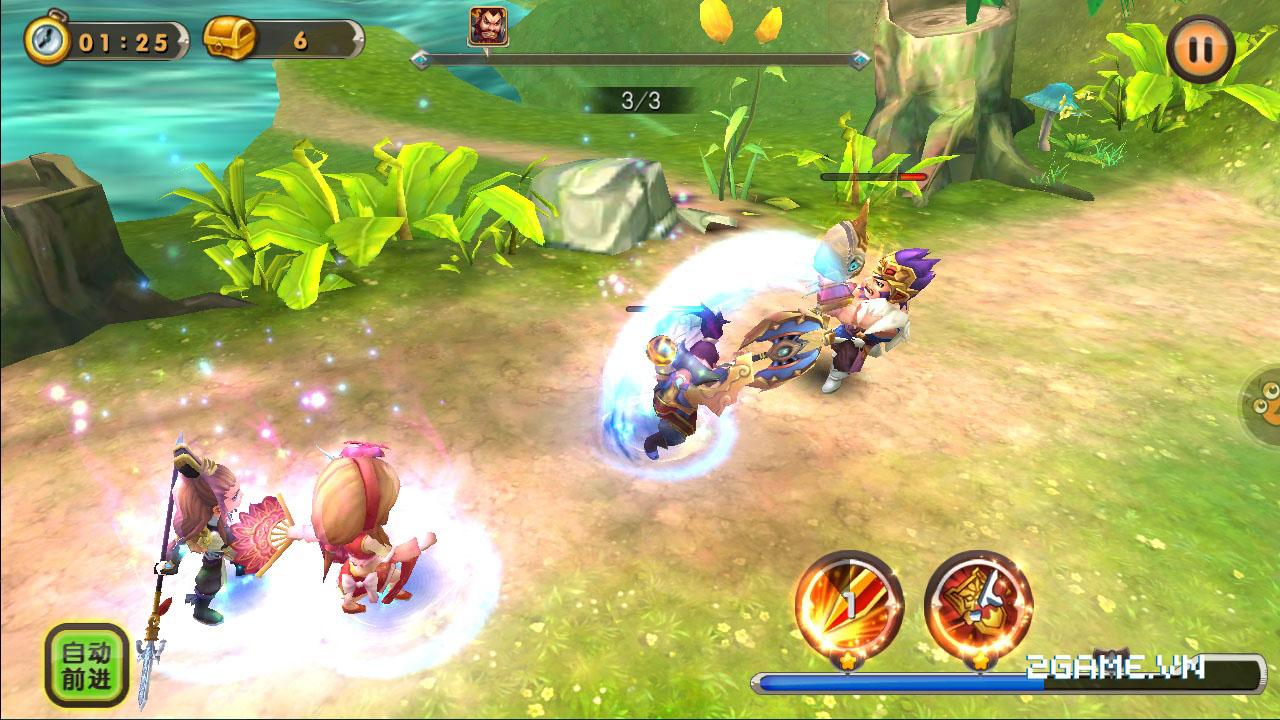 Chơi thử game Loạn Tướng trước khi ra mắt tại Việt Nam 5