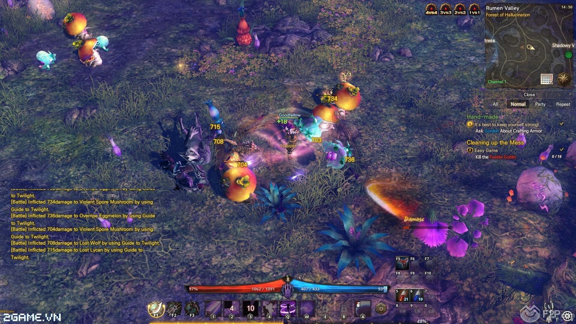 Game dành cho người chán game tàu: Elite Lord of Alliance 1