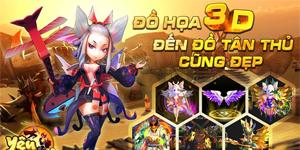 Tặng 220 giftcode game Yêu Du Ký 3D