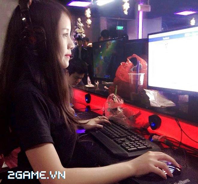 Con gái sẽ thay đổi nhiều khi chơi game online 3