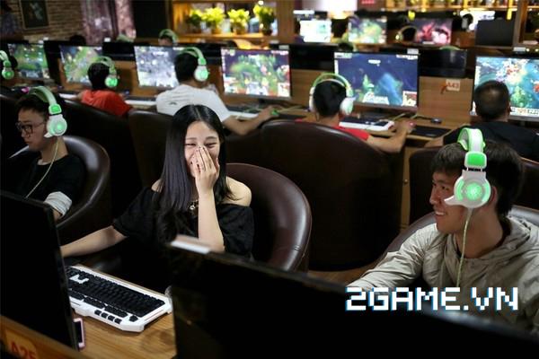 Con gái sẽ thay đổi nhiều khi chơi game online 4