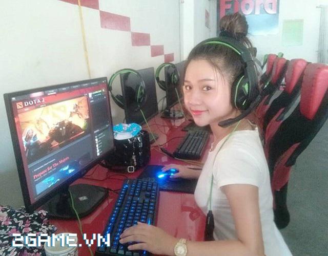 Con gái sẽ thay đổi nhiều khi chơi game online 5