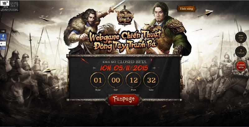 Tặng 520 giftcode Thiên Tướng Hùng Sư 1