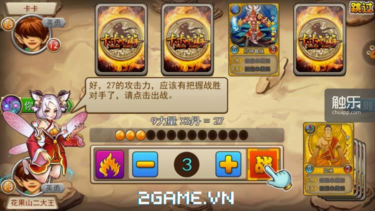 Tề Thiên Mobile: Game thể loại TCG cập bến Việt Nam 2
