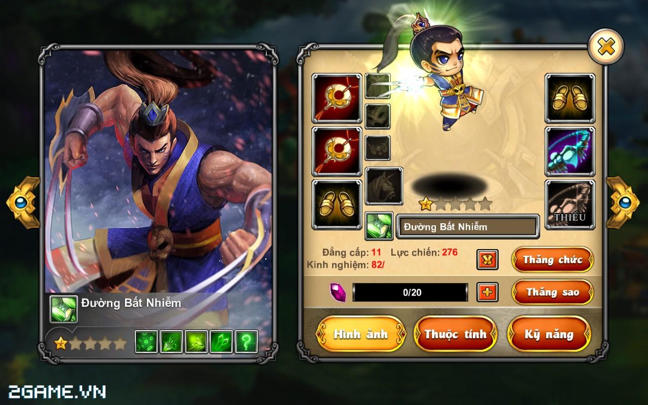 Tân Võ Lâm của VNG hé lộ hình ảnh in-game chuẩn HD 1