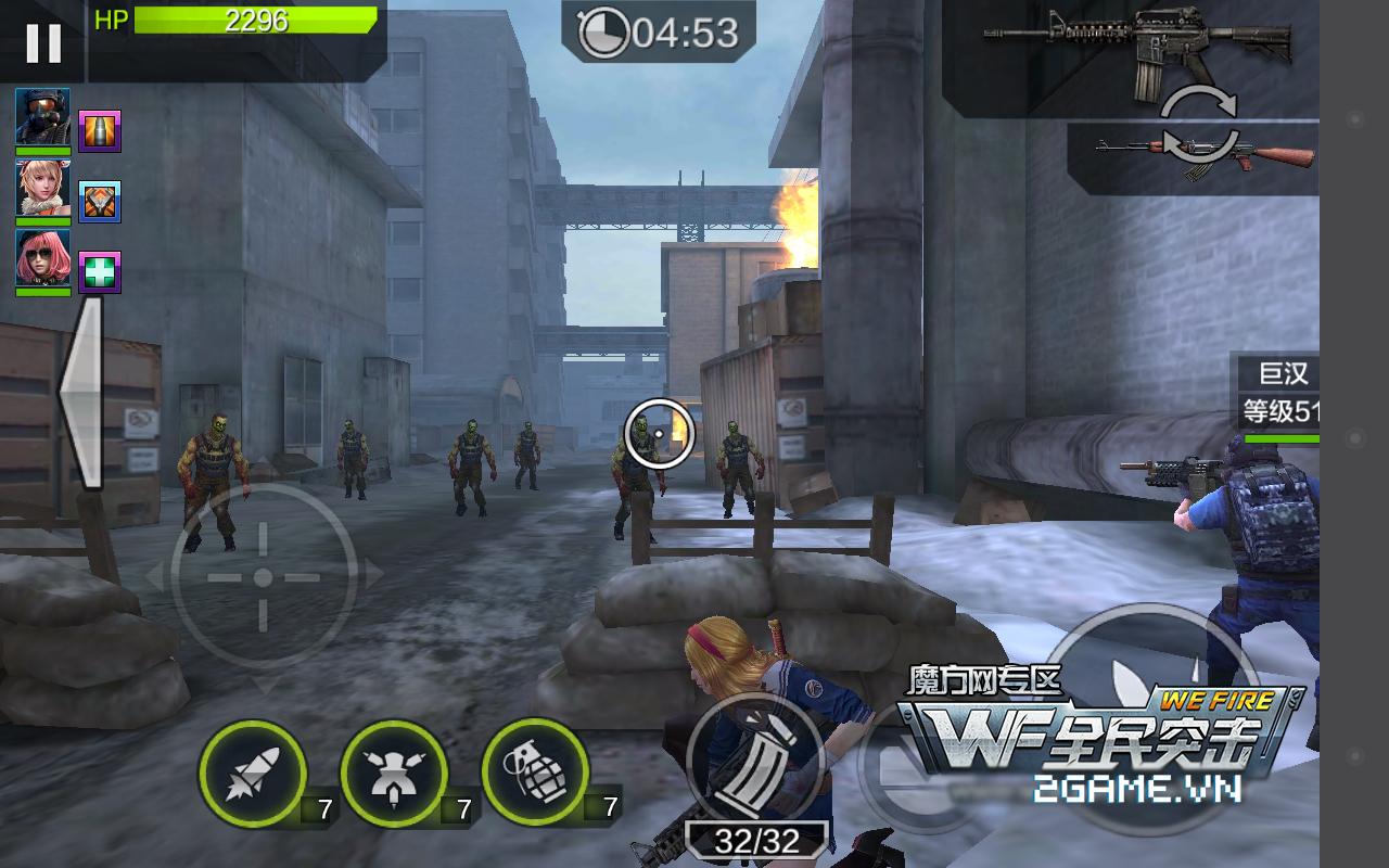Chiến Dịch Huyền Thoại sẽ khiến bạn phải nghĩ khác về game mobile 6