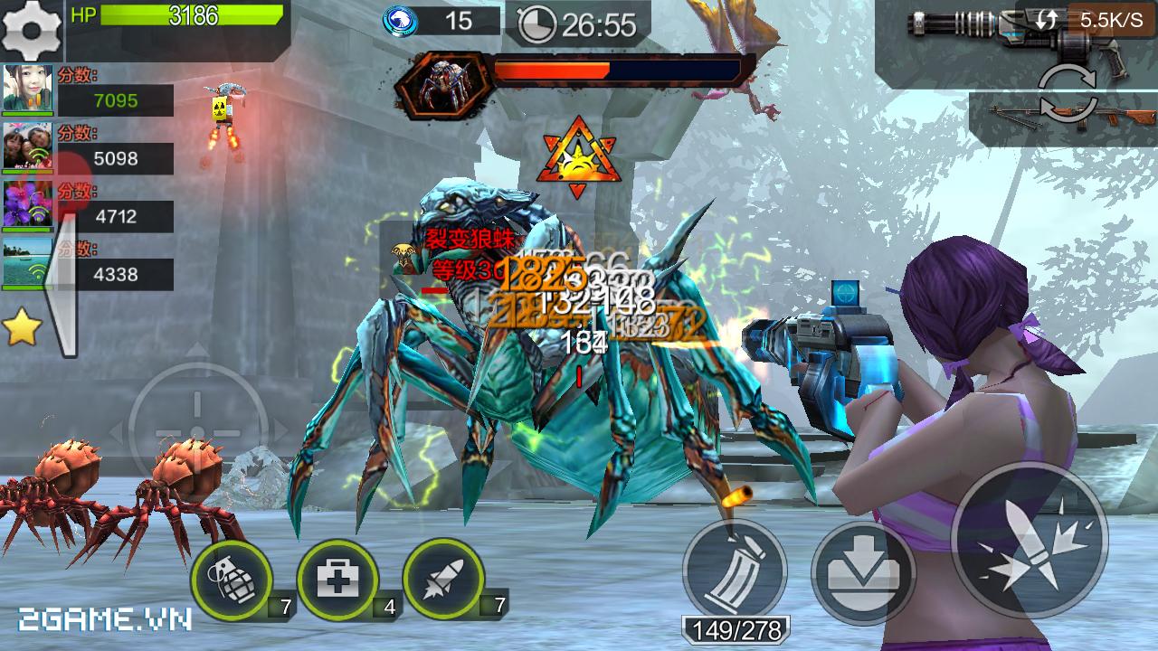Chiến Dịch Huyền Thoại sẽ khiến bạn phải nghĩ khác về game mobile 4