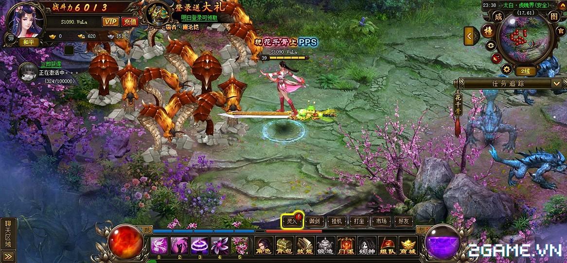 Hoa Thiên Cốt Web muốn nói rằng 'đừng xem thường webgame' 2
