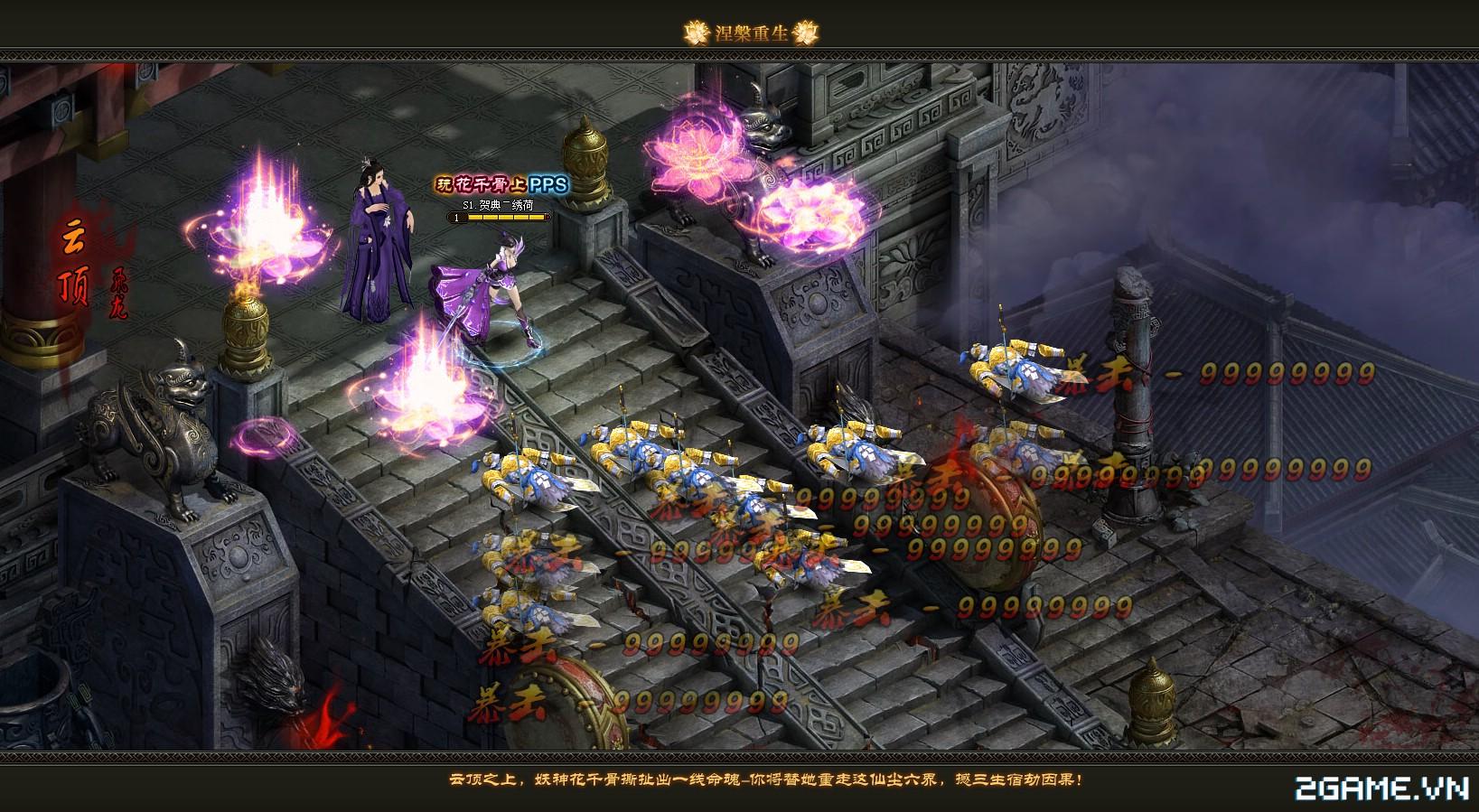Hoa Thiên Cốt Web muốn nói rằng 'đừng xem thường webgame' 0