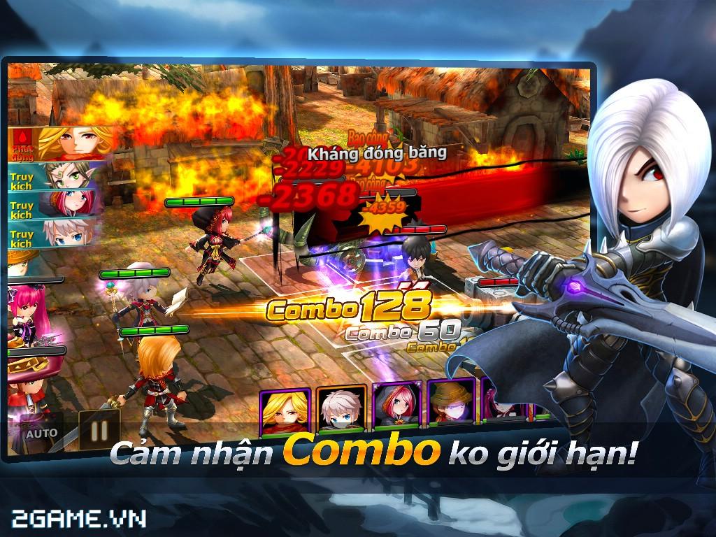 Kỵ Sĩ Rồng là tên Việt hóa của game Endless Saga VN 0