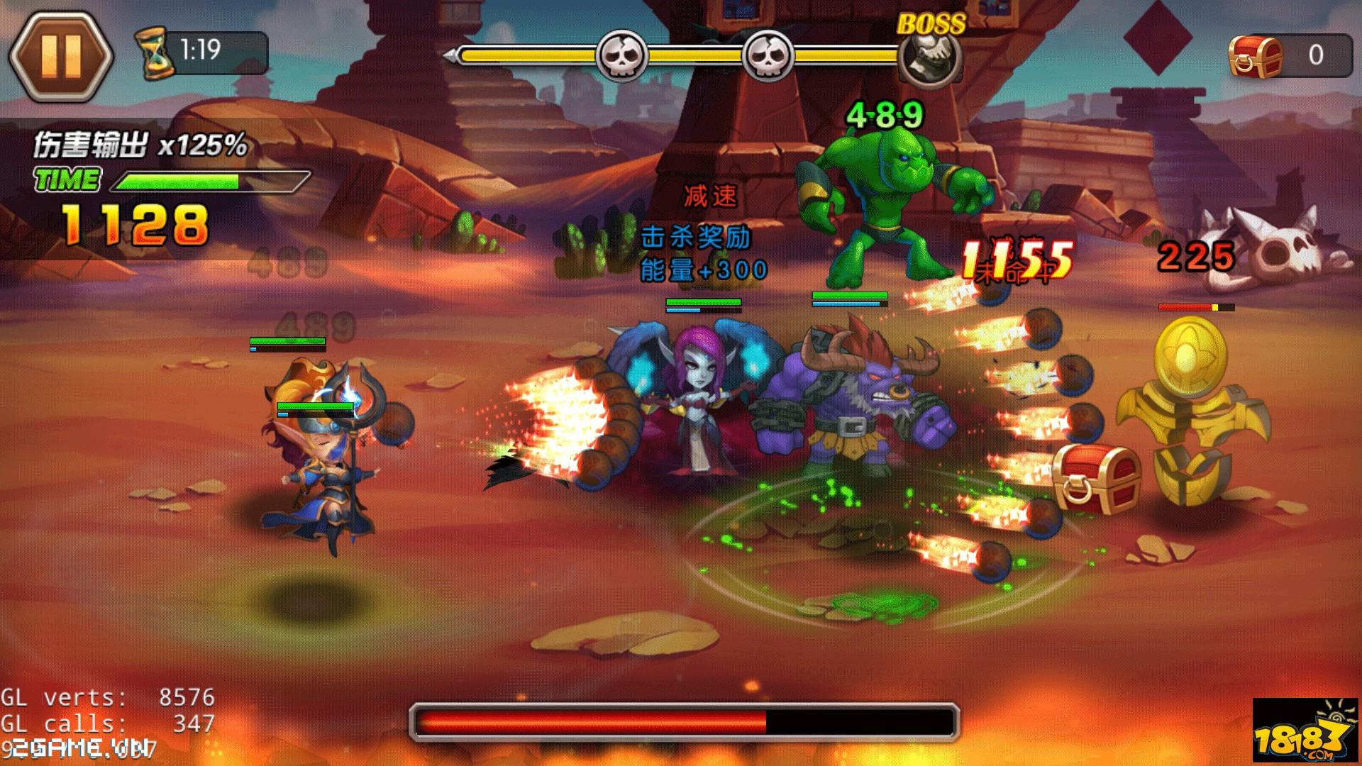 LOL Arena có tính chiến thuật chuyên sâu vãi nồi! 4