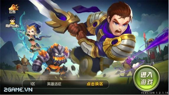 LOL Arena được MECorp phát hành tại Việt Nam 0