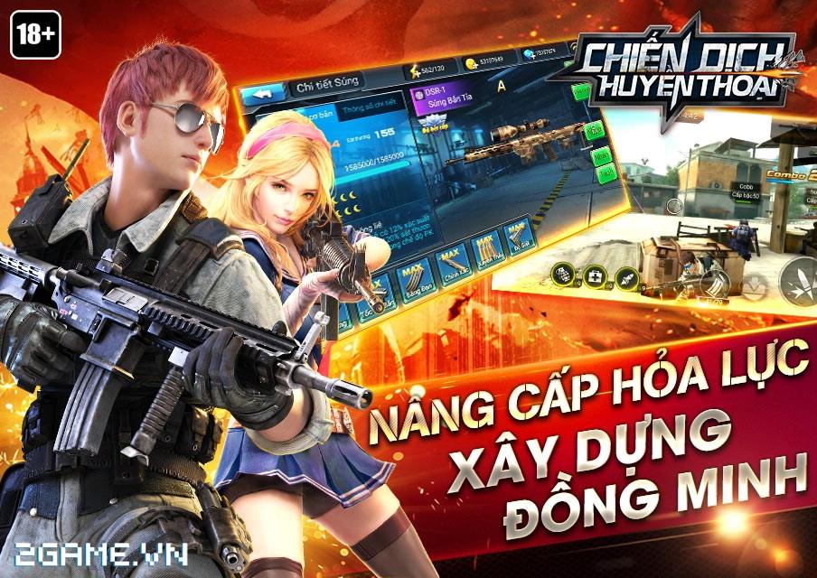 Chiến Dịch Huyền Thoại công bố ảnh Việt hóa 2