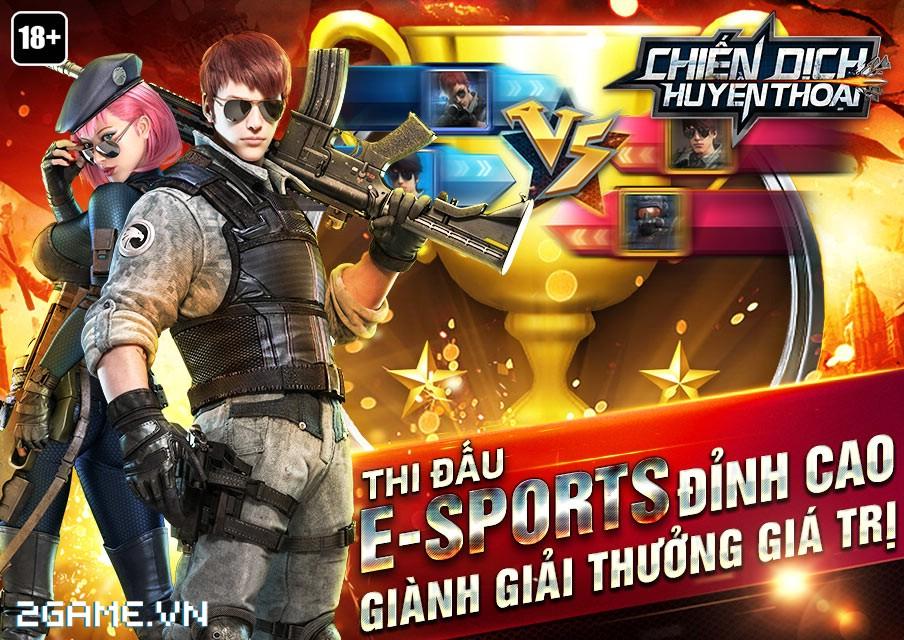 Chiến Dịch Huyền Thoại công bố ảnh Việt hóa 4