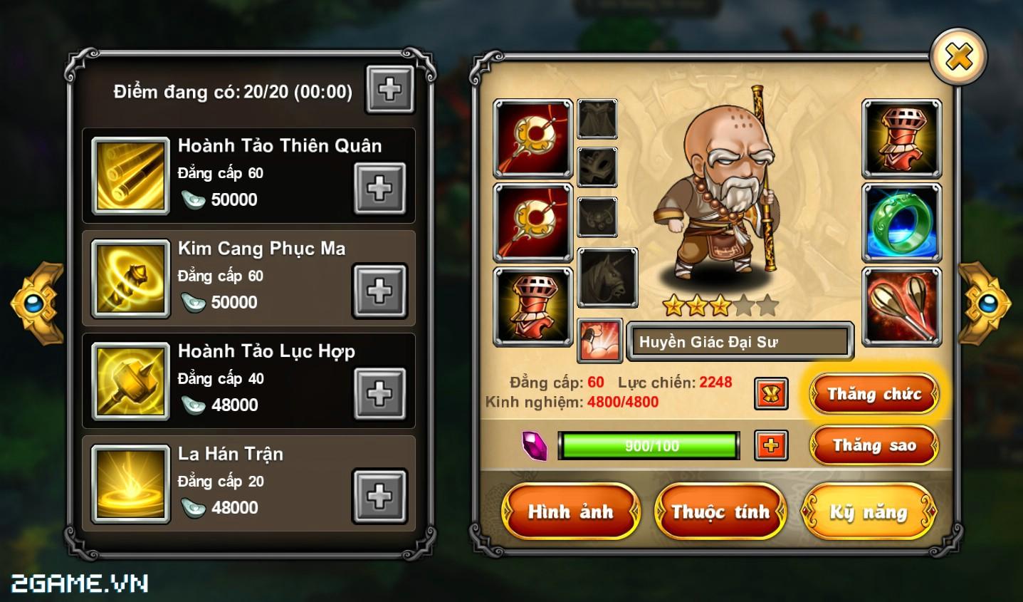 Tân Võ Lâm kế thừa và đổi mới từ VLTK như nào?! 6