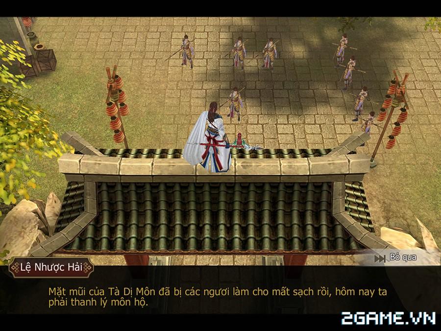 Song Long Truyền Kỳ luôn thúc đẩy người chơi đi PK 0