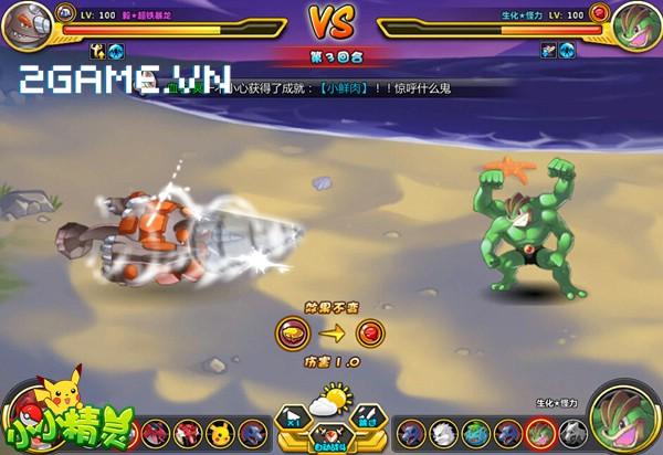 PoKéMon ZeZe chuẩn bị ra mắt làng game Việt 11