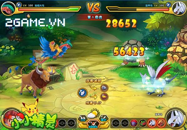 PoKéMon ZeZe chuẩn bị ra mắt làng game Việt 12