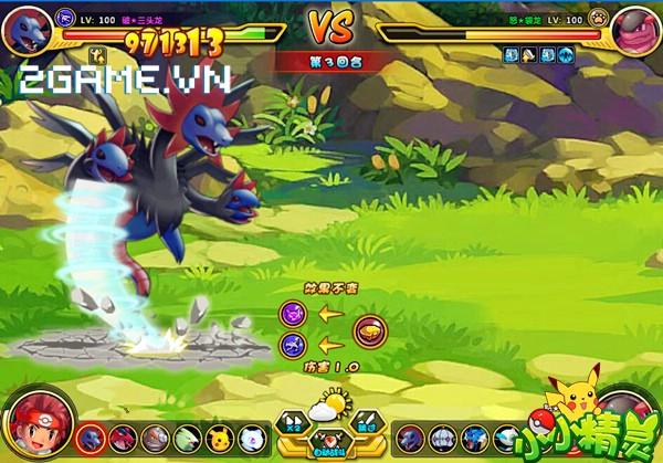 PoKéMon ZeZe chuẩn bị ra mắt làng game Việt 16