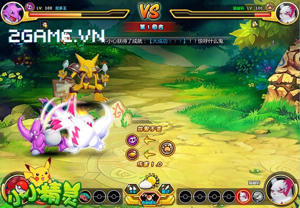 PoKéMon ZeZe chuẩn bị ra mắt làng game Việt 17