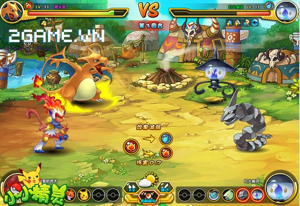 PoKéMon ZeZe chuẩn bị ra mắt làng game Việt 7