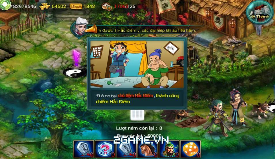 Ngạo Giang Hồ cập bến làng game Việt 3