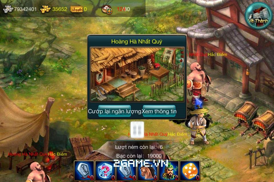 Ngạo Giang Hồ cập bến làng game Việt 10