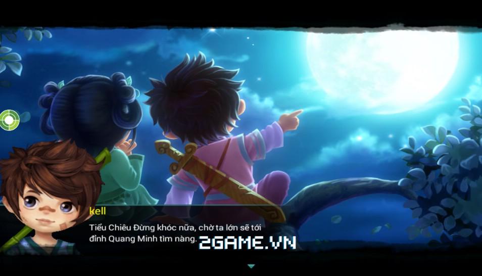 Ngạo Giang Hồ cập bến làng game Việt 4