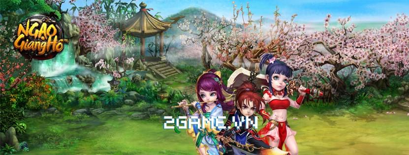 Ngạo Giang Hồ cập bến làng game Việt 2