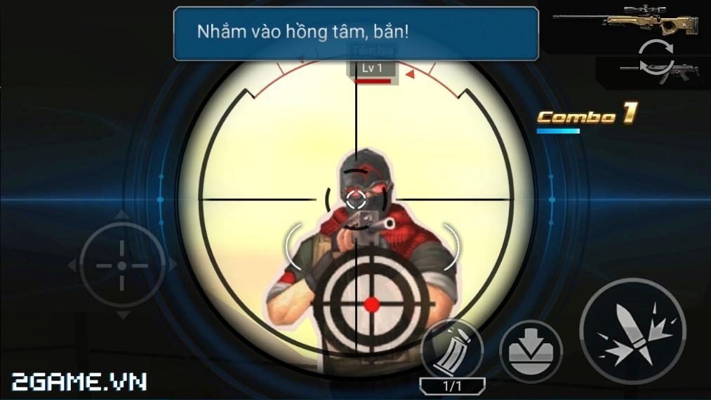 Giờ vào Chiến Dịch Huyền Thoại là cứ ngồi núp và bắn !!! 1