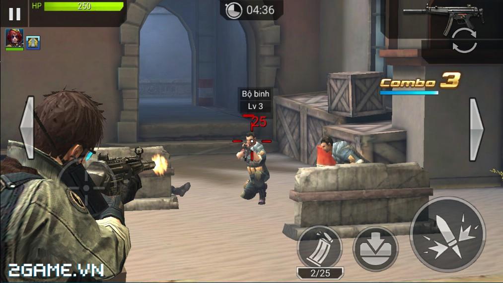 Giờ vào Chiến Dịch Huyền Thoại là cứ ngồi núp và bắn !!! 4
