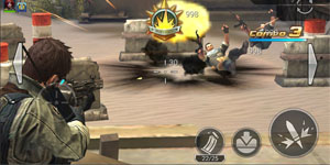 Giờ vào Chiến Dịch Huyền Thoại là cứ ngồi núp và bắn !!!