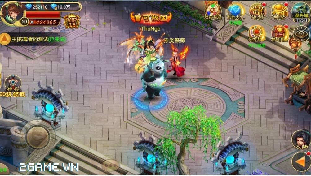 Bách Chiến Vô Song mobile sắp được VTC Mobile ra mắt 2