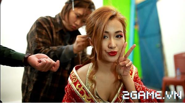 Trang Moon sắp thực hiện cosplay game Hoa Thiên Cốt Web 1