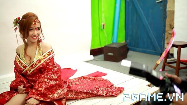 Trang Moon sắp thực hiện cosplay game Hoa Thiên Cốt Web 5