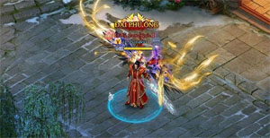 Võ Lâm Ngũ Tuyệt khoe mẽ đồ họa và gameplay siêu xịn trên nền web