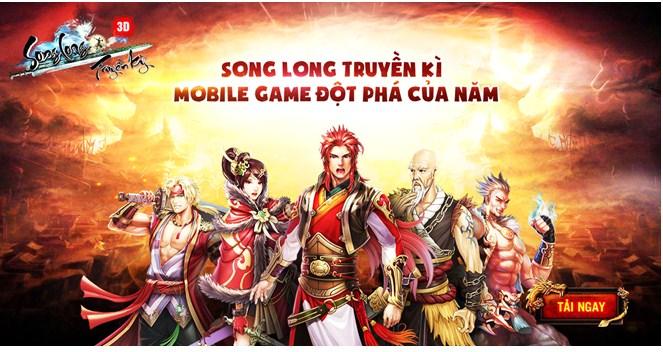 Game thủ nghiện cả game lẫn truyện sau khi chơi Song Long Truyền Kỳ Mobile 0