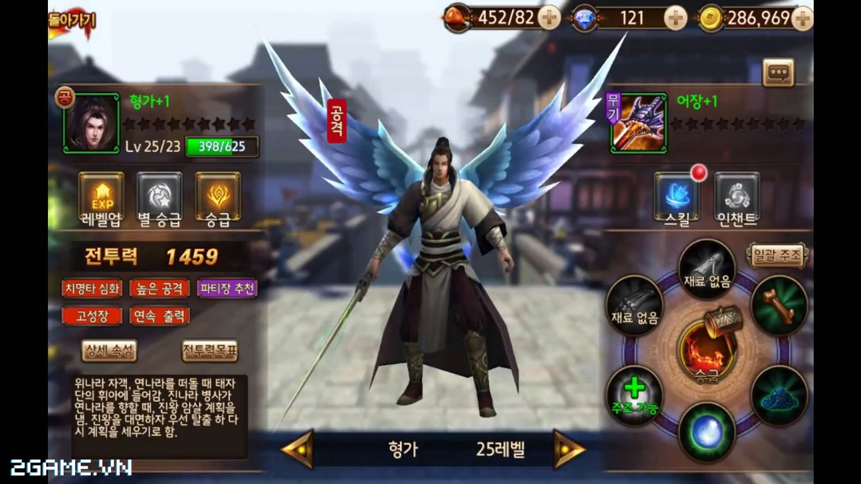 Heroes Migeom - Game Hàn chất lượng cao cập bến Việt Nam 3