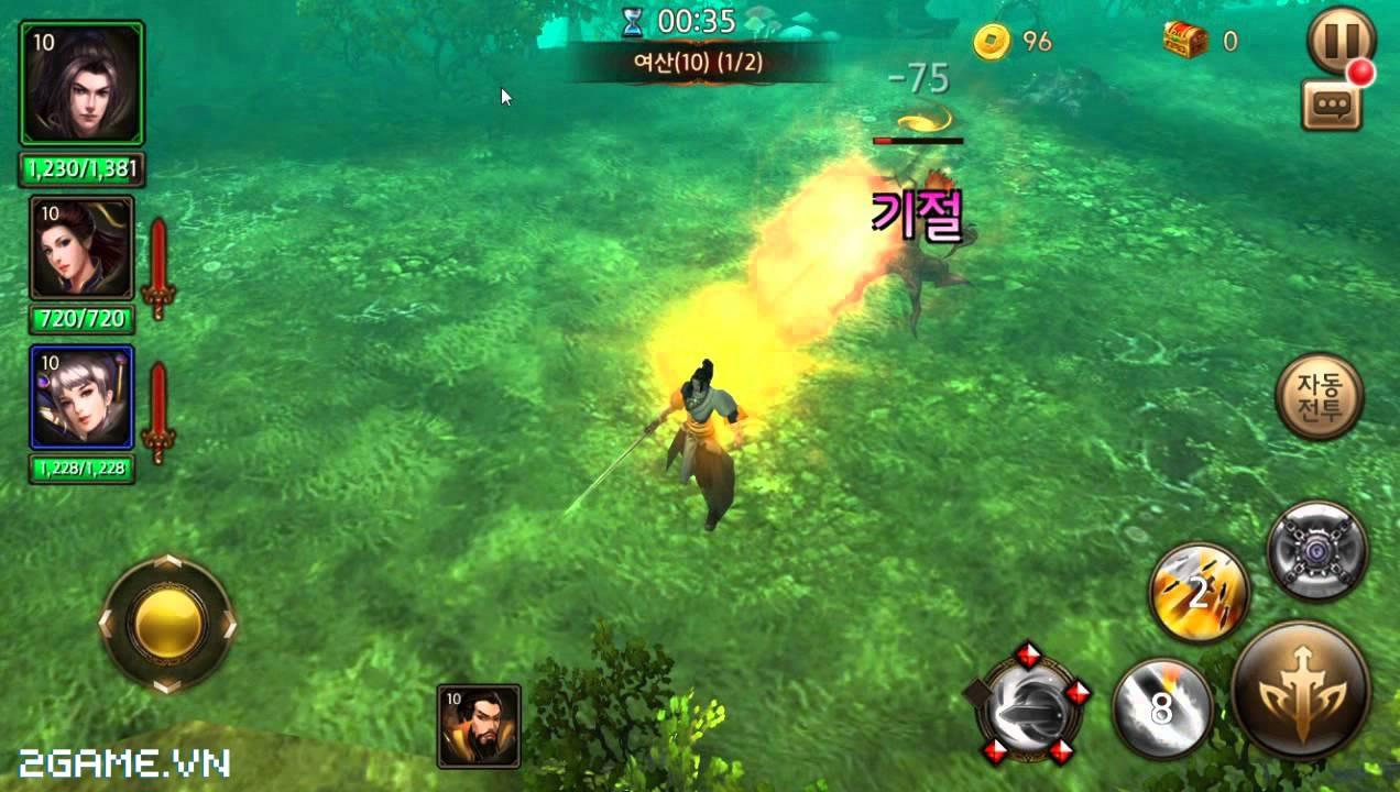 Heroes Migeom - Game Hàn chất lượng cao cập bến Việt Nam 2