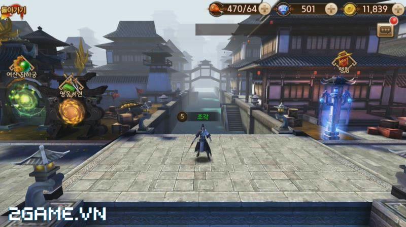 Heroes Migeom - Game Hàn chất lượng cao cập bến Việt Nam 4