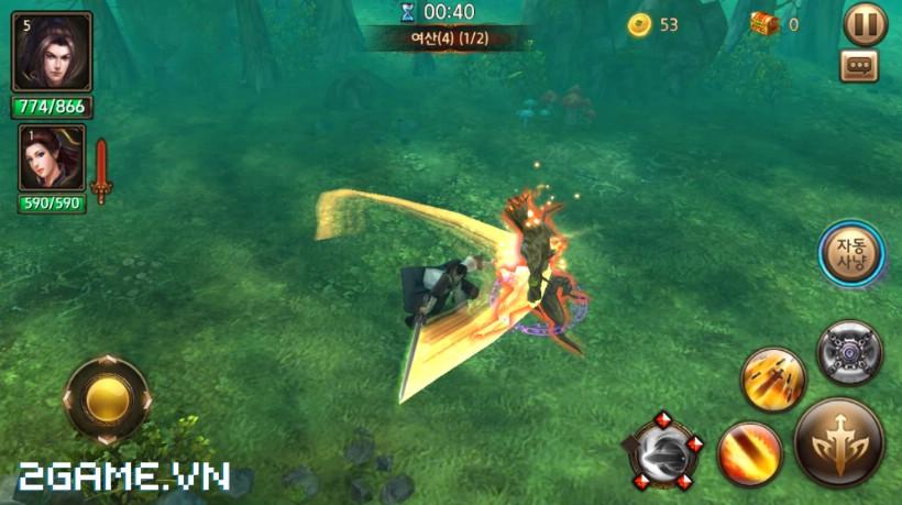 Heroes Migeom - Game Hàn chất lượng cao cập bến Việt Nam 10
