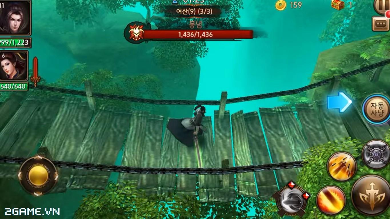 Heroes Migeom - Game Hàn chất lượng cao cập bến Việt Nam 0
